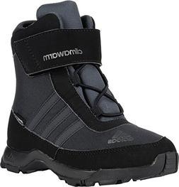 adidas Children's CH Adisnow CF CP K Boot,Black/Dark Grey/Ni