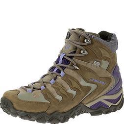 Merrell Women's Chameleon Shift Mid Waterproof Hiking Boot,