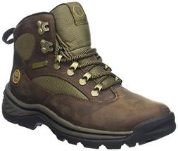 Timberland Womens Chocorua Leather Distressed Hiking Boots B