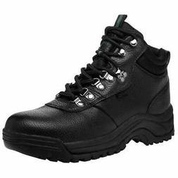 Propet Cliff Walker Boots Outdoor Hiking  Boots - Black - Me