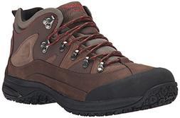Dunham Men's Cloud Mid-Cut Waterproof Boot, Brown - 14 4E US