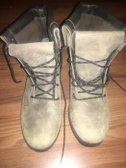 Teva De La Vina Lace Gunsmoke Waterproof Leather Hiking Boot