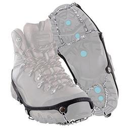 Yaktrax Diamond Grip, Ice Trekkers, Blk, Large SKU: 08532