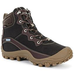 XPETI Women's Dimo Mid Waterproof Hiking Outdoor All-Weather