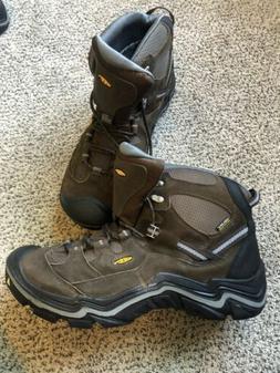 Keen Durand B1011550 Size 15 Cascade Brown Hiking Boot. Made