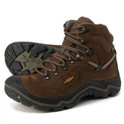 Keen Durand II Mid Waterproof Men's Hiking Work Boots - WIDE
