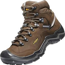 Keen - Men Durand II Mid Wp, Cascade Brown/Gargoyl, 11 US
