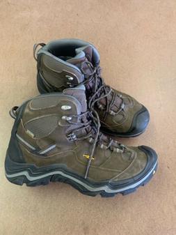 Keen Durand Mid Size US 14 Men's Waterproof Hiking Boots 101