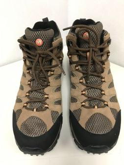 MERRELL Earth Continuum Moab Vibram Waterproof Hiking Boots