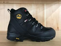 WENGER EIGER II SWISS ARMY HIKING BOOTS BLACK TRAIL BOOT MEN