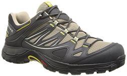 Salomon Women's Ellipse GTX Hiking Shoe, Thyme/Asphalt/Dark