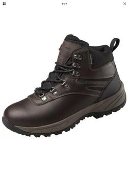 Eddie Bauer Everett Hiking Boots Shoes Waterproof Leather Br
