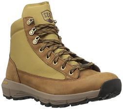"""Danner Men's Explorer 650 6"""" Full Grain Hiking Boot, Khaki,"""