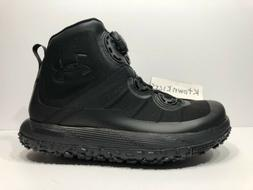 Under Armour Fat Tire Gore Tex BOA Hiking Boots Black 126206