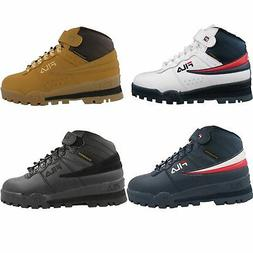 Fila Men's F-13 Weather Tech Hiking Trail Outdoor Style Fash
