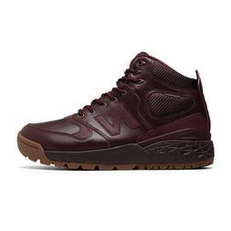 New Balance Fresh Foam Paradox Leather Hiking Boots - Cherry