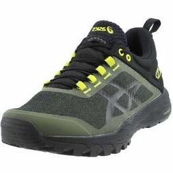 ASICS Gecko XT  Athletic Running Trail Shoes - Green - Women