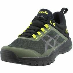 ASICS Gecko XT Trail Running Shoes - Green - Womens