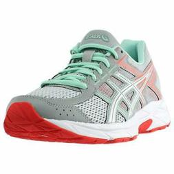 ASICS GEL-Contend 4  Casual Running Neutral Shoes - Silver -