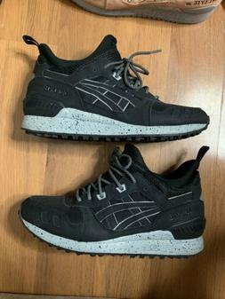 Asics Gel Lyte III Mens Size 8 Hiking Sneaker Boot MT Black