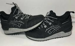 Asics GEL-LYTE MT Black / Grey Reflective Sneaker Boot Men's