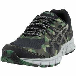 ASICS Gel-Scram 4  Casual Running  Shoes - Black - Mens