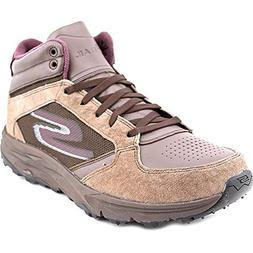 Skechers Women's GOtrail Odyssey High Top Running Shoe Choco