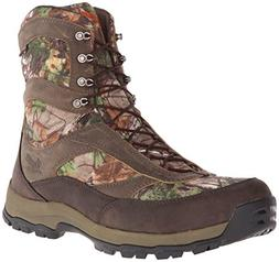 """Danner Men's High Ground 8"""" Realtree Xtra Hunting Boot,Brown"""
