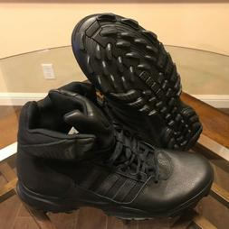Adidas GSG 9.7 Tactical Leather Hiking Military Boots Black