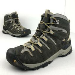 KEEN Gypsum Waterproof Mid Hiking Boots Women's Size 10 EUR