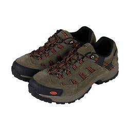 Hi-Tec Bandera Ultra Low Wp Mens Gray Suede & Nylon Hiking B