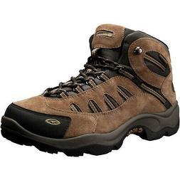 Hi-Tec Men's Bandera Mid Wp Hiking Boots, Bone/Brown/Mustard