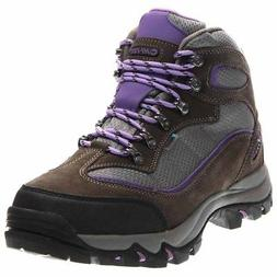 Hi-Tec Skamania Waterproof Hiking Boots - Grey - Womens