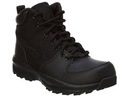 Nike 'Manoa' Hiking Boot  Black/ Black/ Black 3.5 M