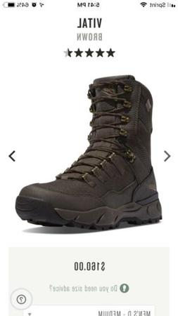 Danner Hiking/Camping Boots - Mens size 13