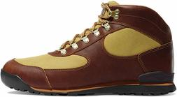 danner Jag Work Hiking Boots in Monk's Rob Wood Thrush Brown