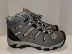 Keen Koven Women's Waterproof Mid Hiking Boots Gargoyle Gr