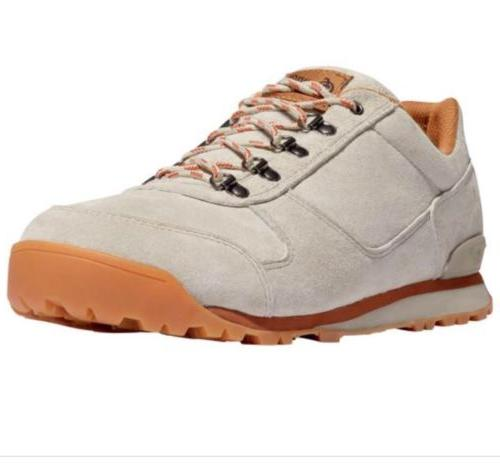"""Danner 37352 Men's Jag Low Oyster Hiking Boots Sz 8.5 4 1/2"""""""