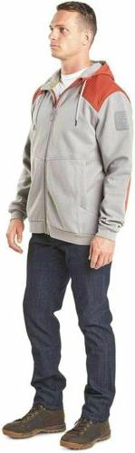 5.11 Hooded Jacket, Fleece Fabric,