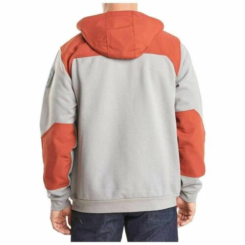 5.11 Men's Hooded Cotton Fleece Fabric, Style