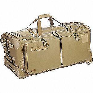 5.11 TACTICAL Soms 2.0,Rolling Duffel Bag,Sandstone, 56958,