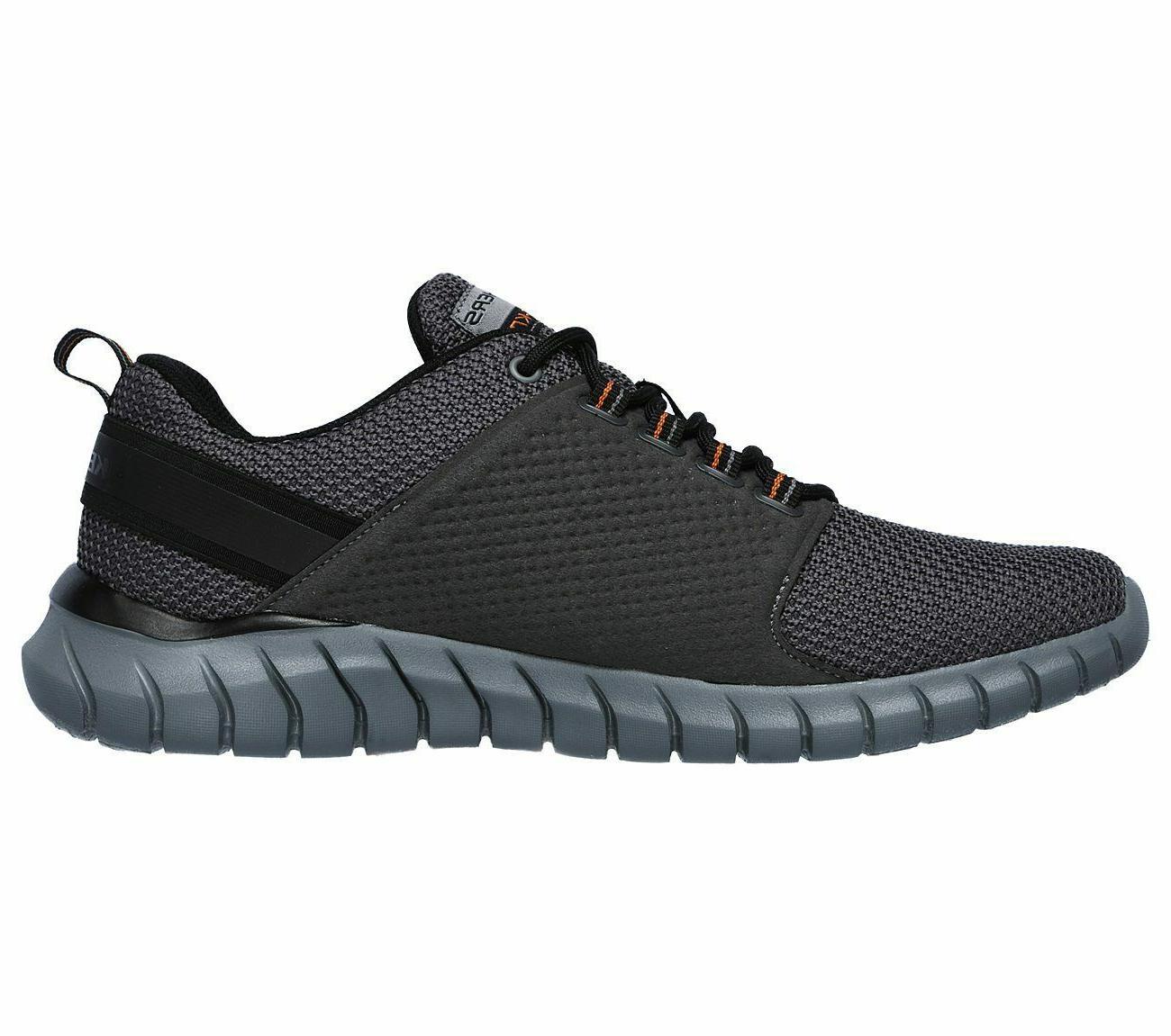52821 Wide Skechers Foam Sport Comfort Mesh