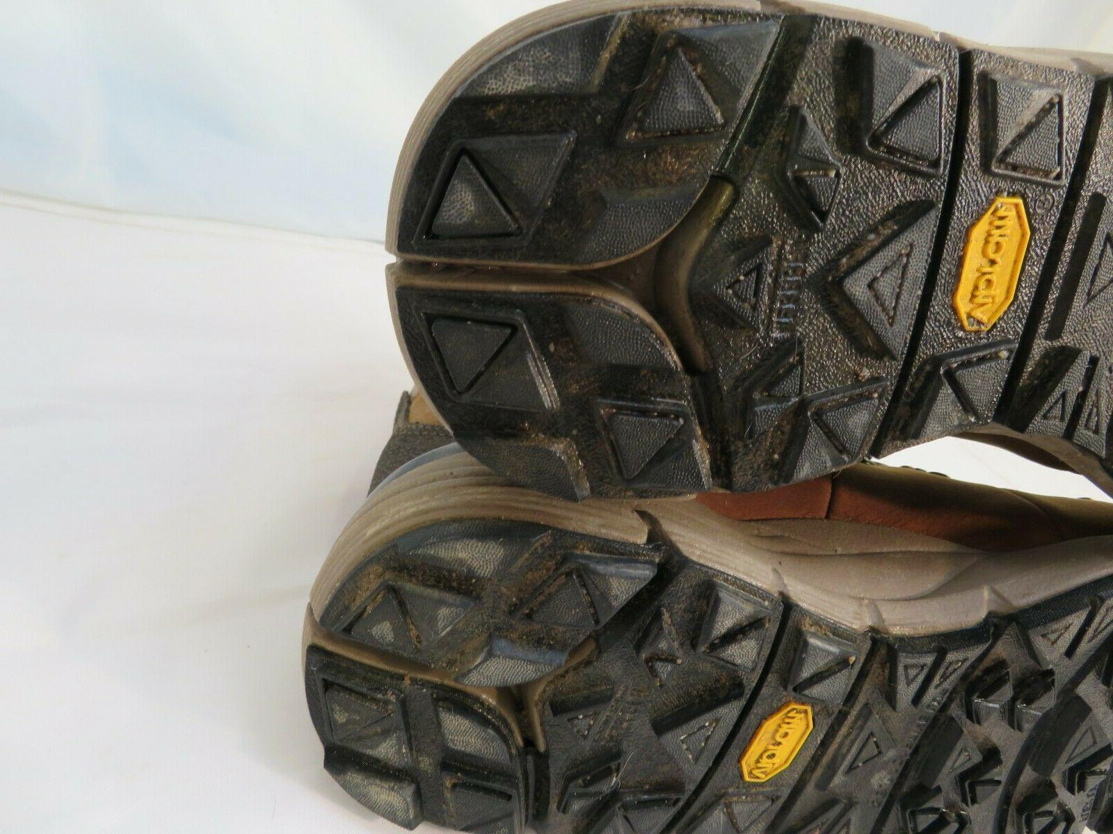 "Danner 4.5"" Rich Brown Light Hiking Boots 10.5"