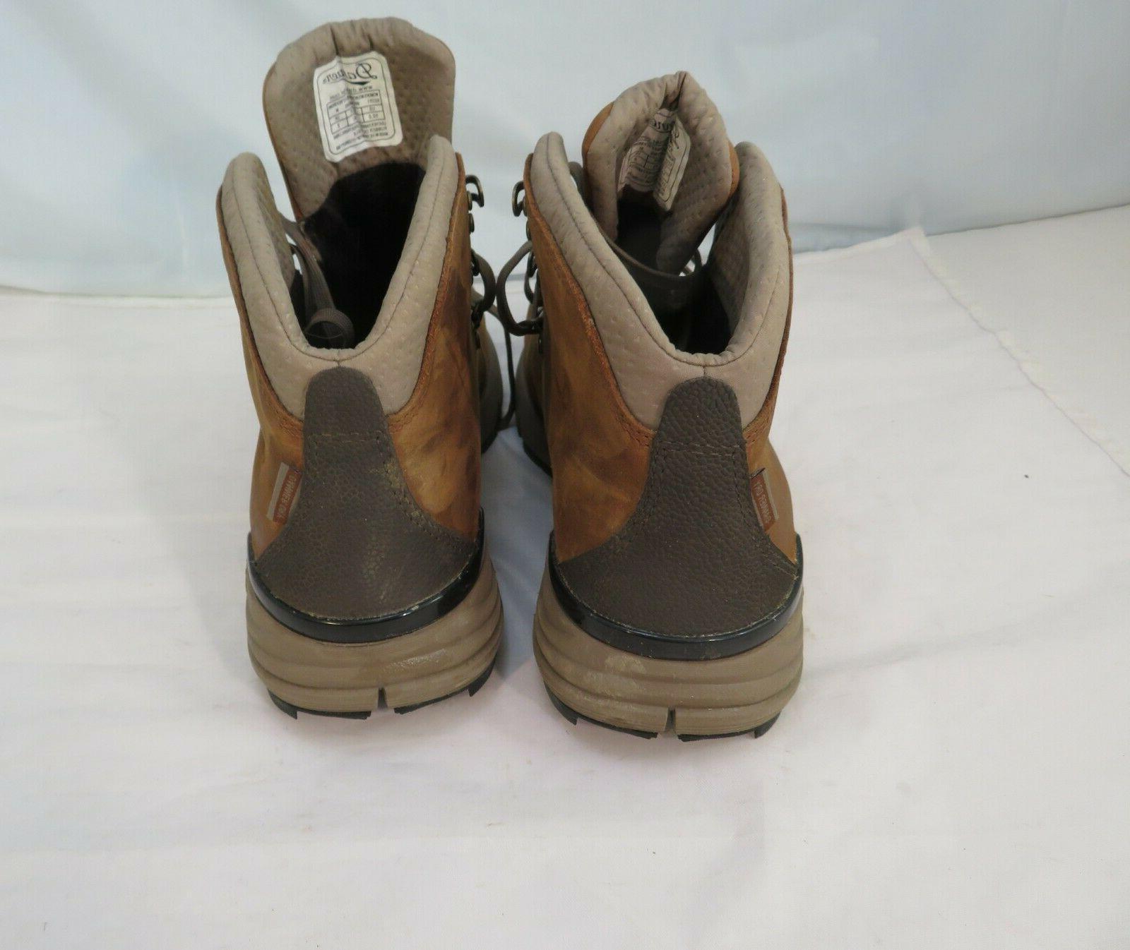"Danner 62251 4.5"" Brown Light Hiking WOMEN 10.5"