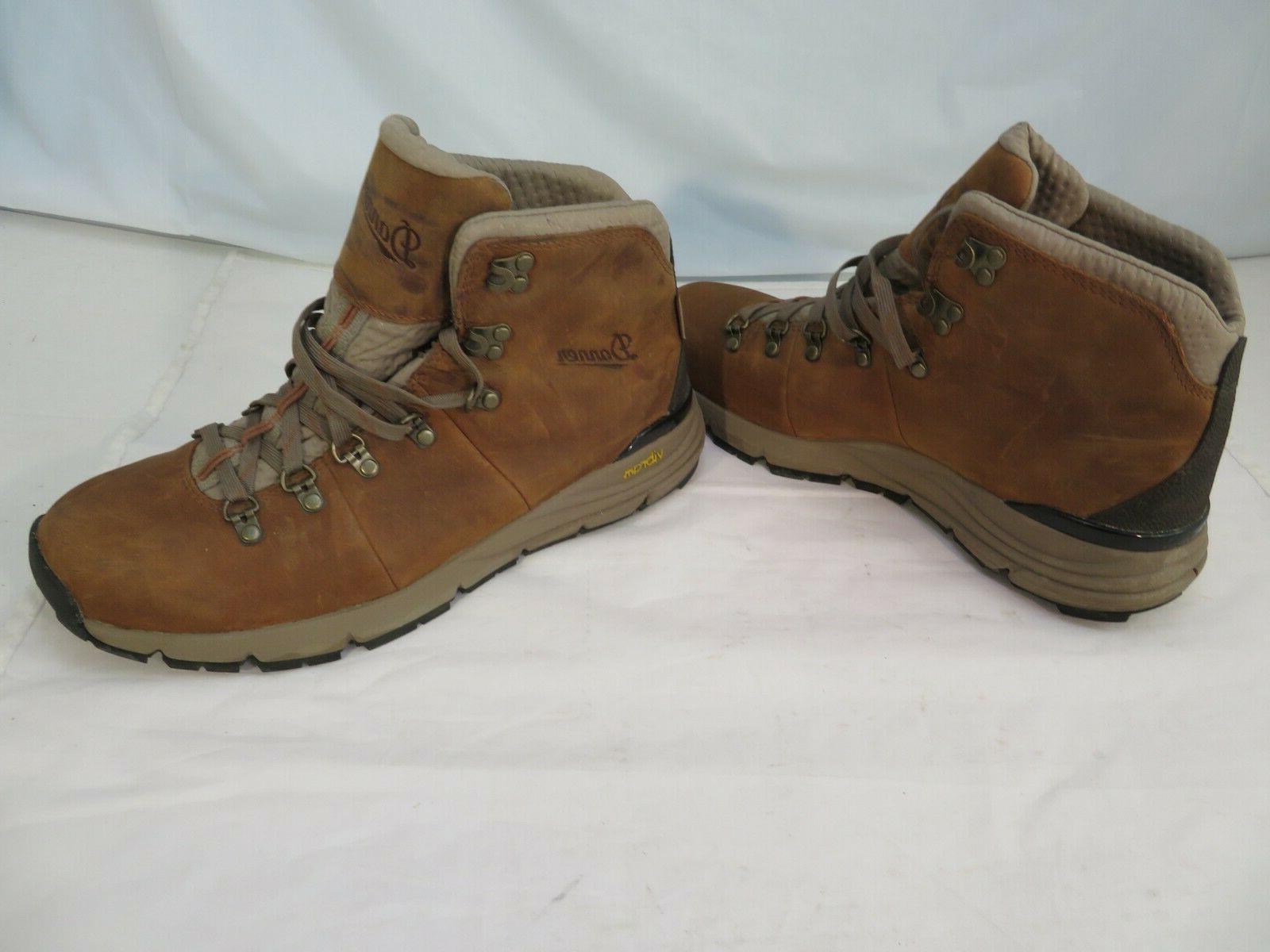 """Danner 62251 Mountain 4.5"""" Brown Light Boots"""
