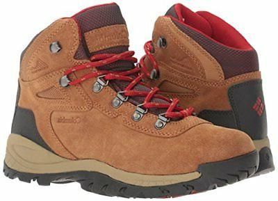 Columbia Women's Plus Hiking Boot, Elk,