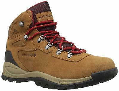 11a01196f2f Columbia Women's Newton Ridge Plus Waterproof Amped Hiking Boot, Elk, Mo...