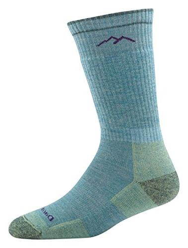 Darn Tough Vermont Women's Boot Cushion Hiking Socks Purple
