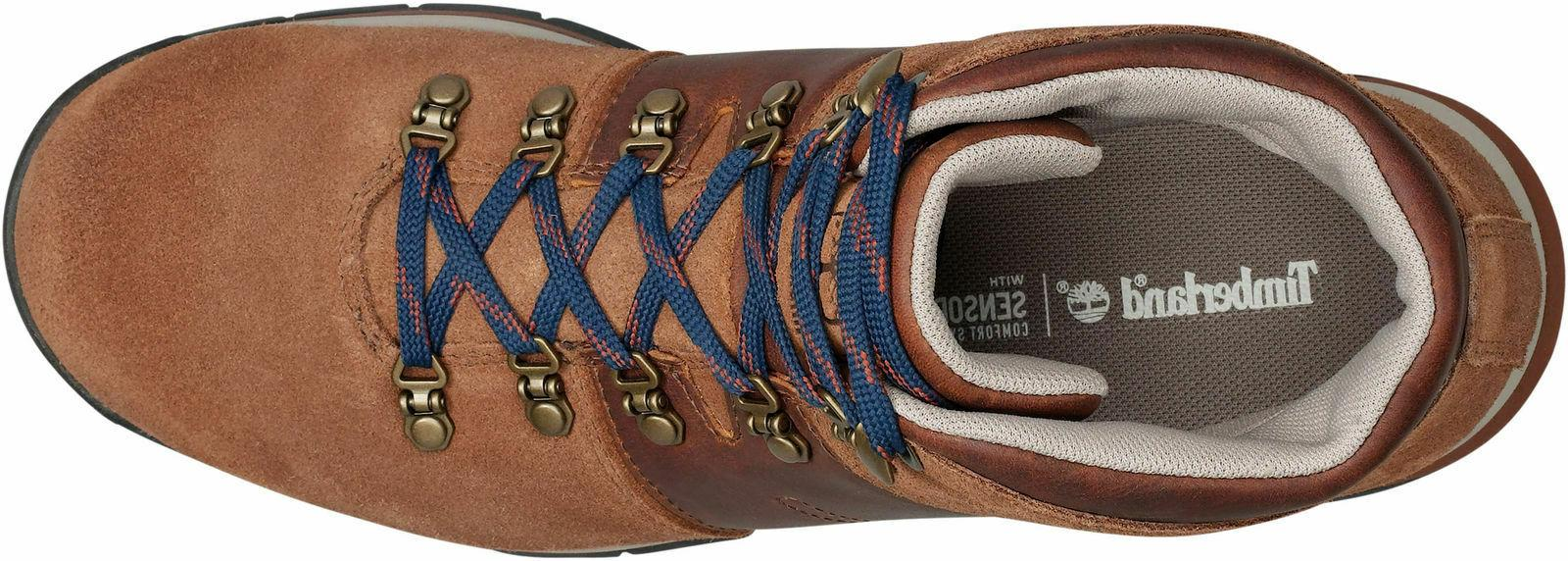 TIMBERLAND A1QH9 GT MID BROWN WATERPROOF HIKING Size