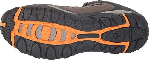 Merrell Vent Waterproof Boulder/Orange 10 M US